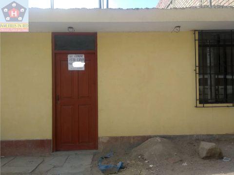 vendo casa en portada 3 manchay pachacamac