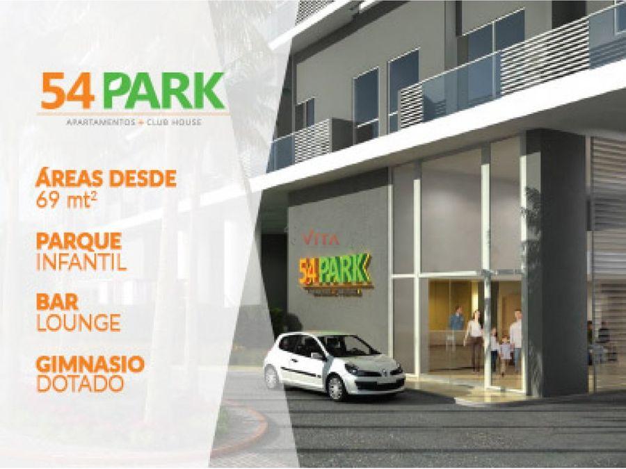 proyecto inmobiliario en cartagena 54 park