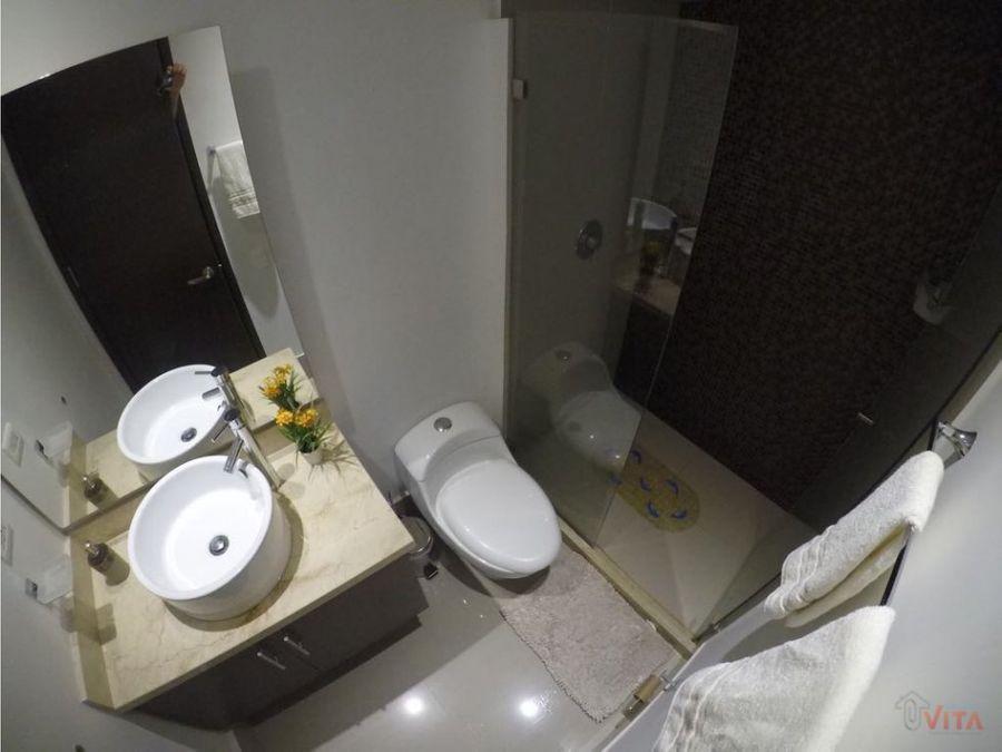 apartamento en venta en el cabrero milano