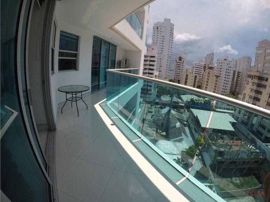 vendemos apto en terrazas del mar bocagrande