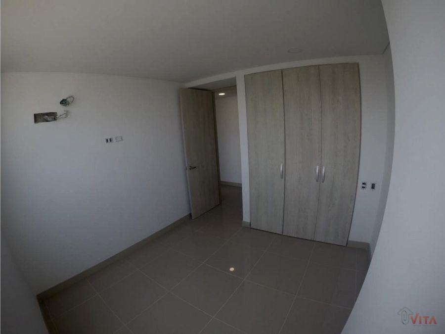 vendemos apartamento en manga edificio bari