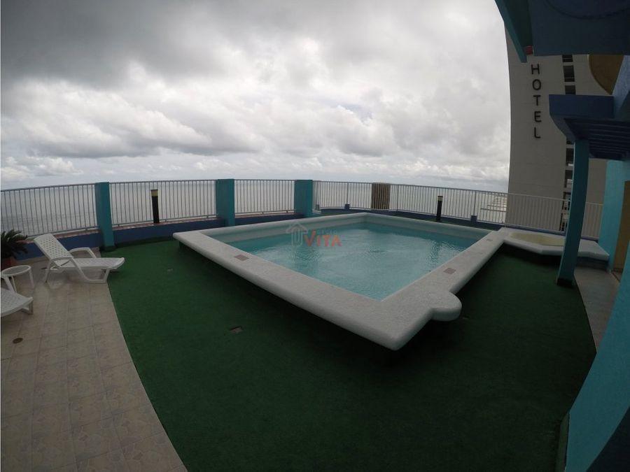 apartamento en marbella playa blanca