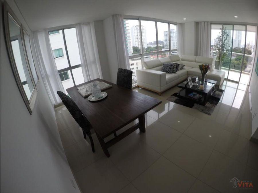 vendemos apartamento residencial en manga orion
