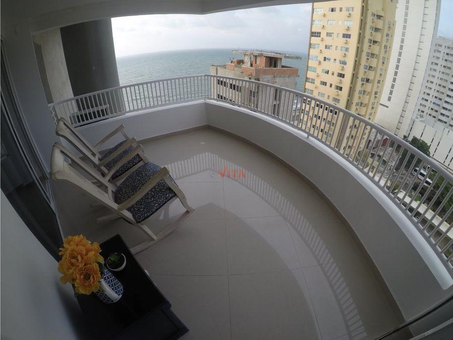 apartamento en marbella totalmente remodelado