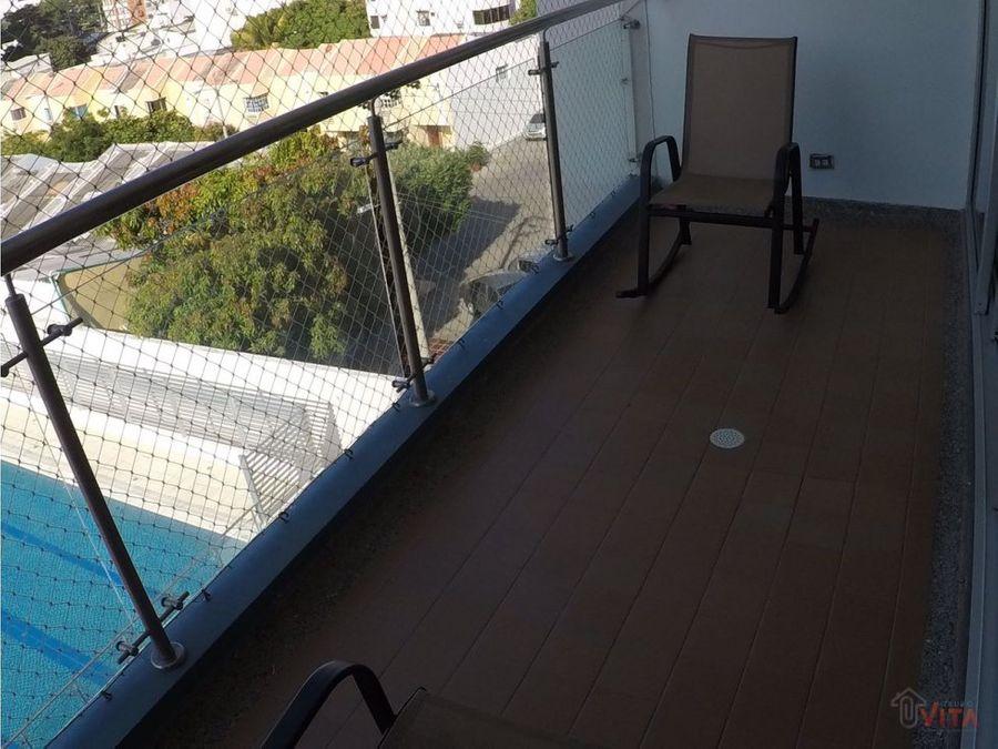 se vende apartamento pie de la popa plaza caribe