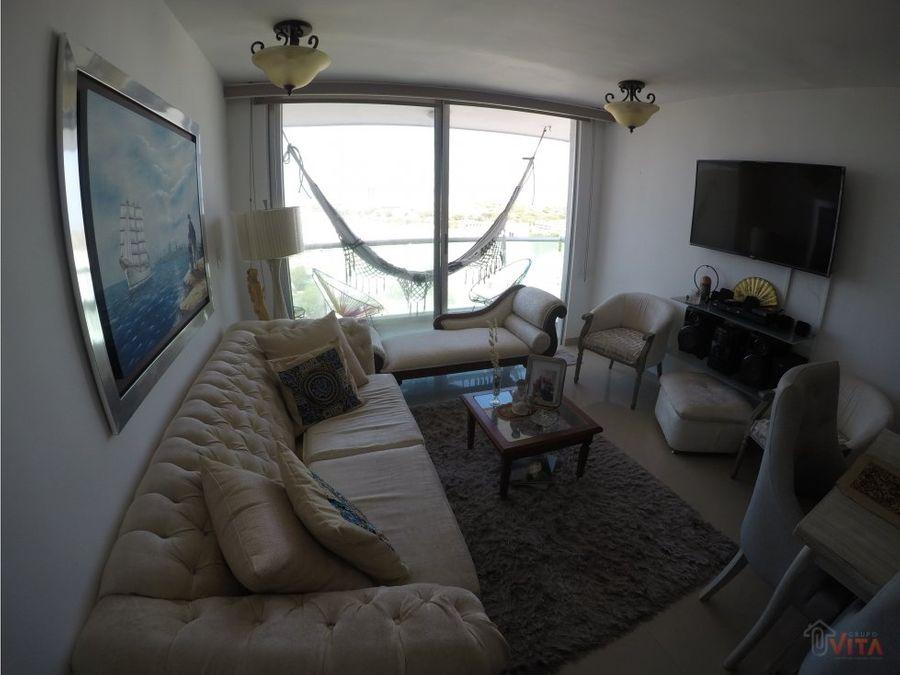 vendemos apartamento pie de la popa sotavento