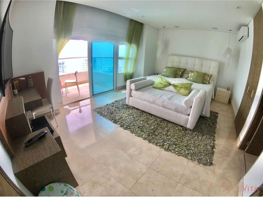 en venta apartamento en castillogrande trocadero