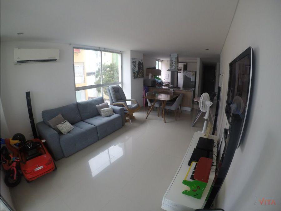 vendemos apartamento en manga taurus