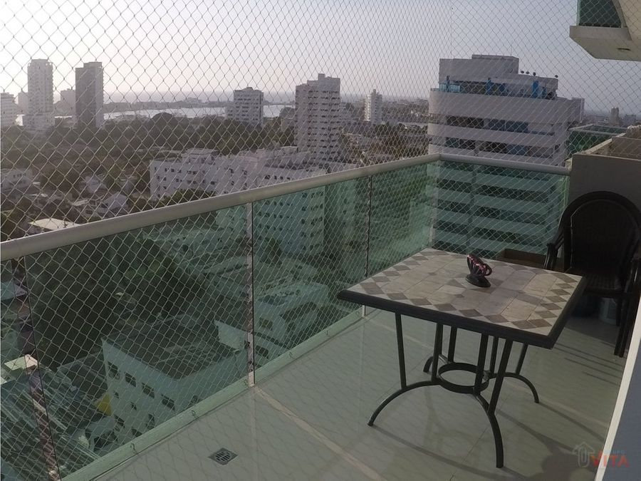 hermoso apartamento en manga