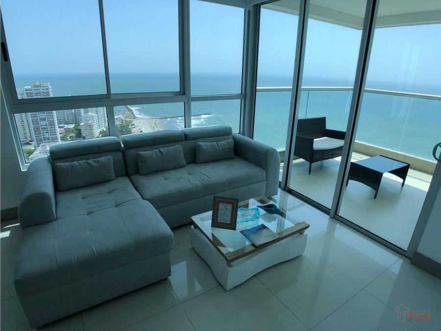 vendemos apartamento bgrande palmeto beach