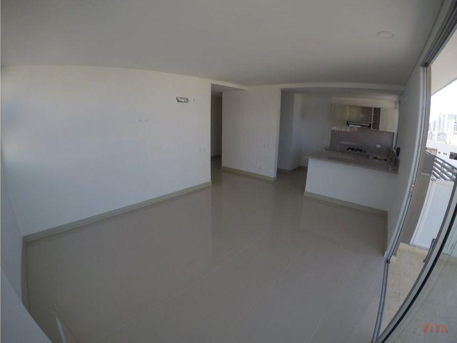 vendemos apartamento en manga bari