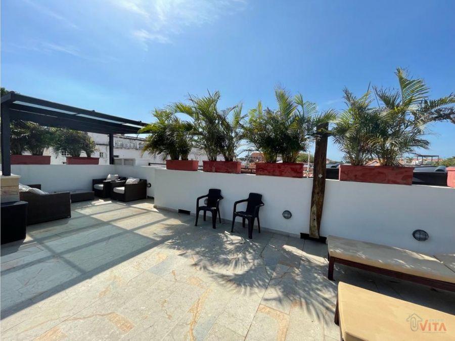 se vende casa exclusiva en centro historico de cartagena