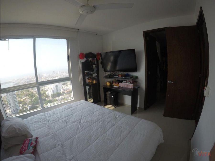 vendemos apartamento en manga luna del mar