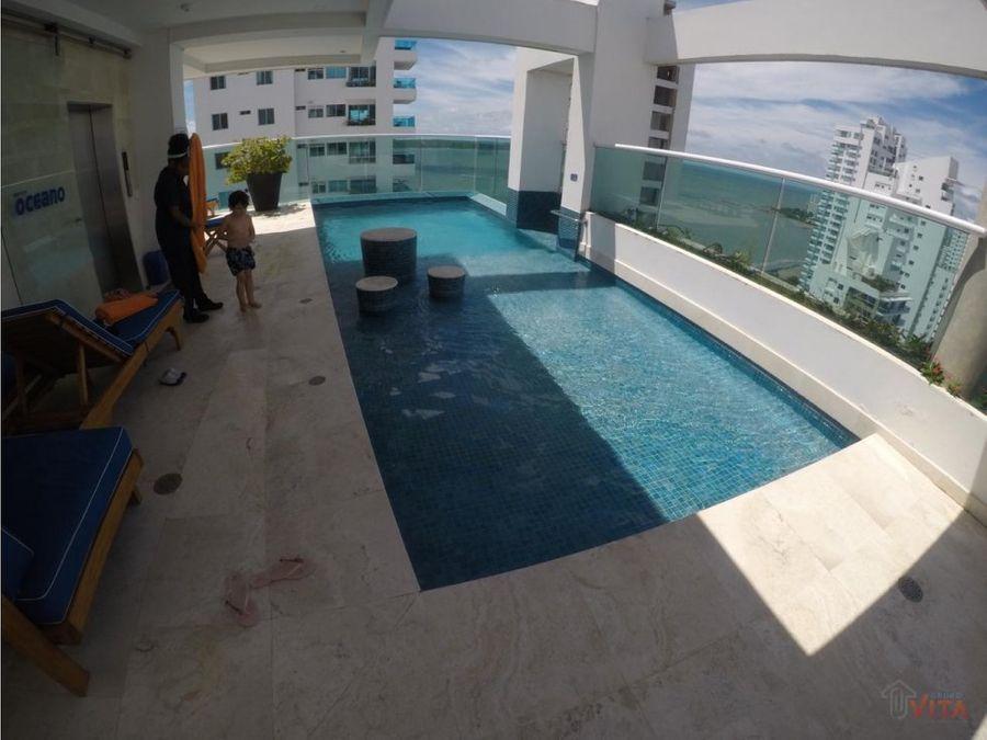 apartamento en venta castillogrande oceano