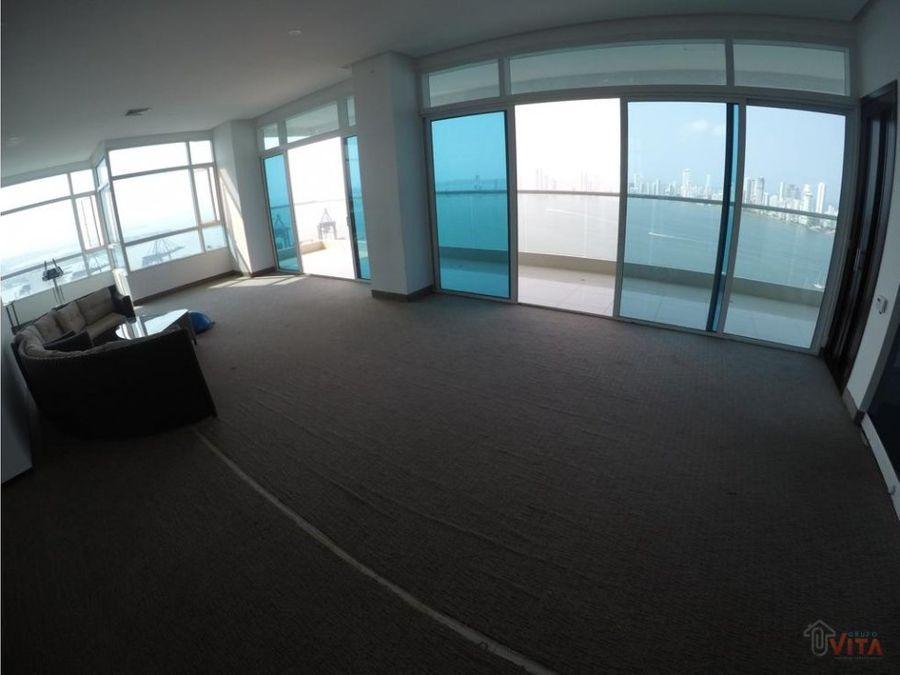 vendemos apartamento en la bahia de manga regata