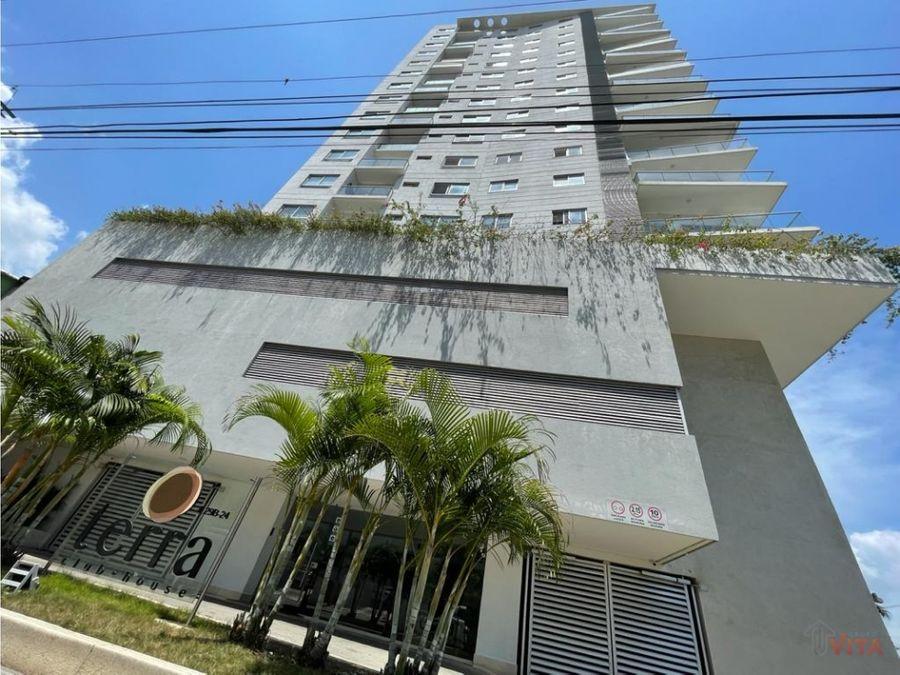 se vende apartamento en pie de la popa terra