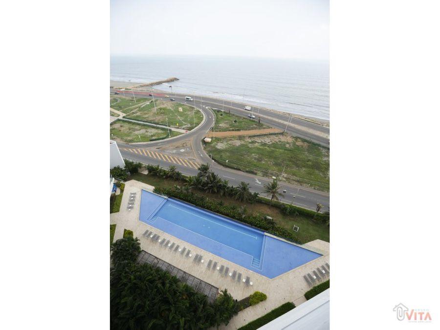 apartamento en venta crespo beach club
