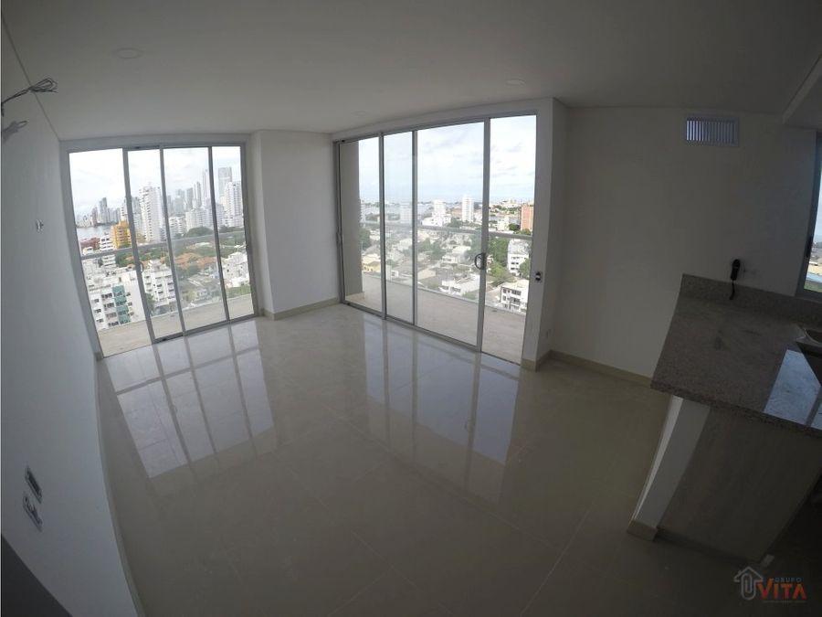 vendemos apartamento en manga oportunidad