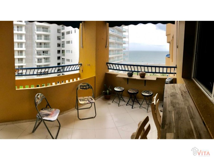 vendemos apartamento en zona norte boquilla marina club