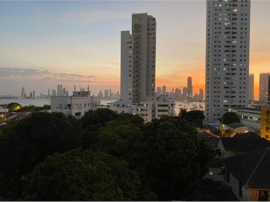 vendemos apartamento en manga palma soriana