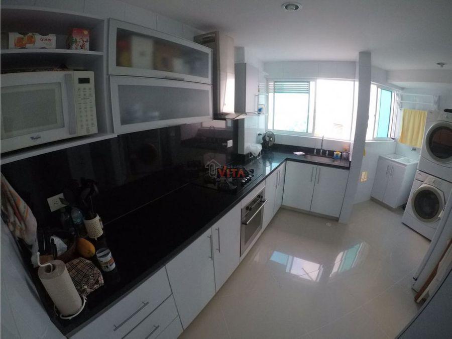 apartamento en crespo terrazas del caribe