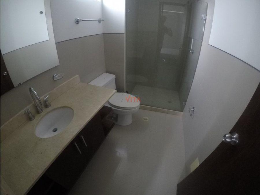 apartamento en zona norte morros vitri