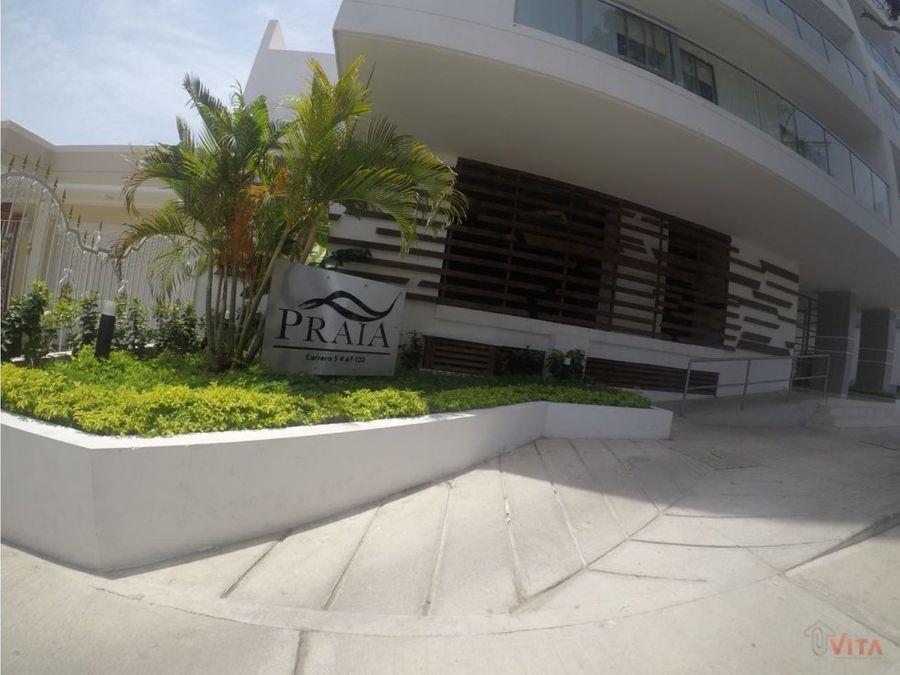 apartamento en venta en crespo edificio praia