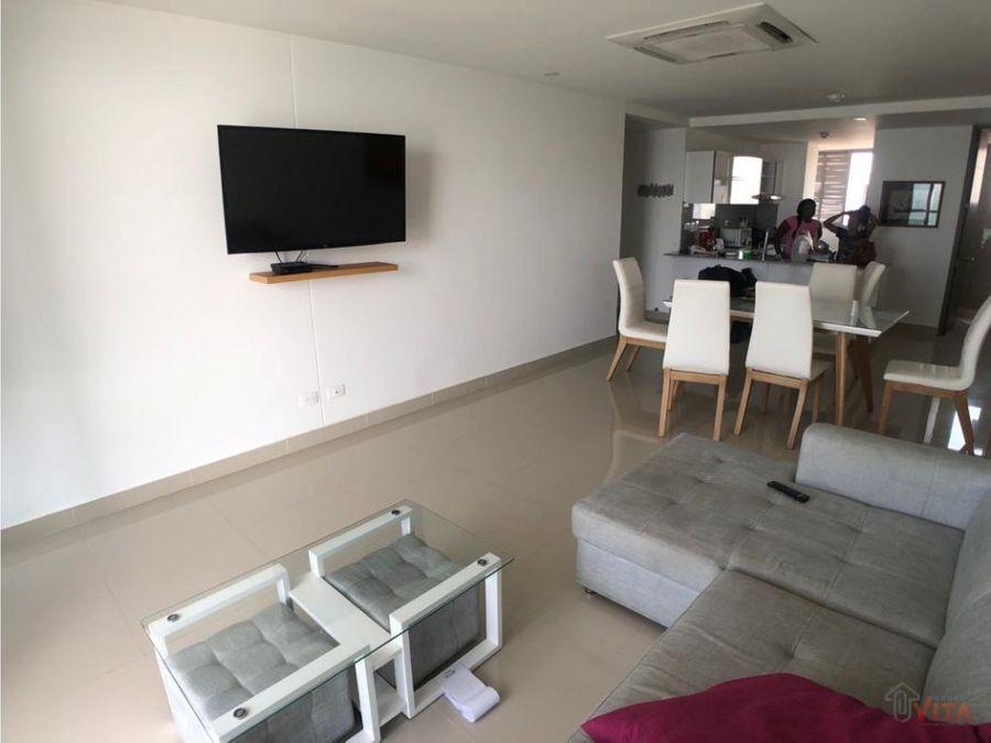 se vende apartamento en bocagrande morros city