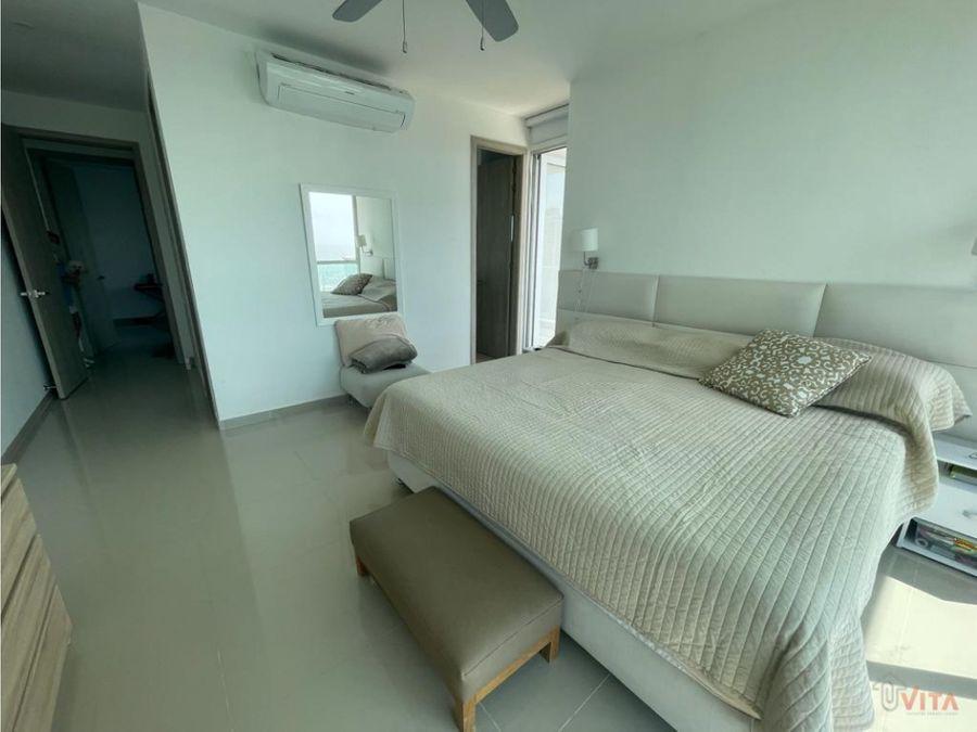 se vende apartamento en bocagrande oceanic 44