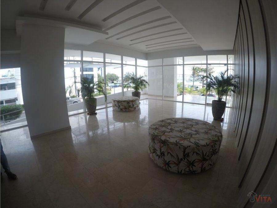 vendemos apartamento en manga aura del mar