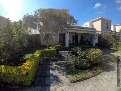 casa en venta en condominio la fontana km 245 caes