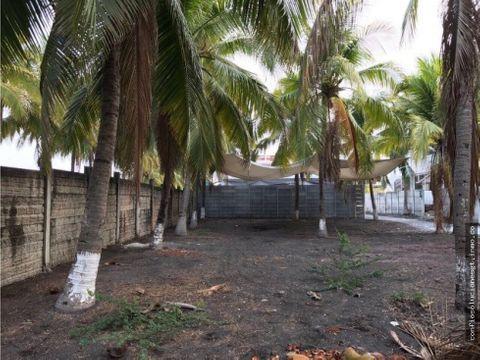 terreno en venta en puerto de san jose