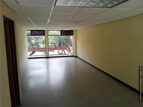 oficina en renta en zona 9 edificio el cortez