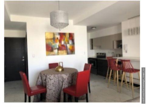 apartamento amoblado en renta en zona 15 vhi
