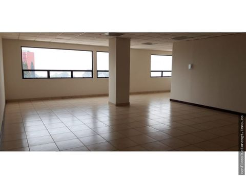 oficina en renta zona 13 edificio condesa