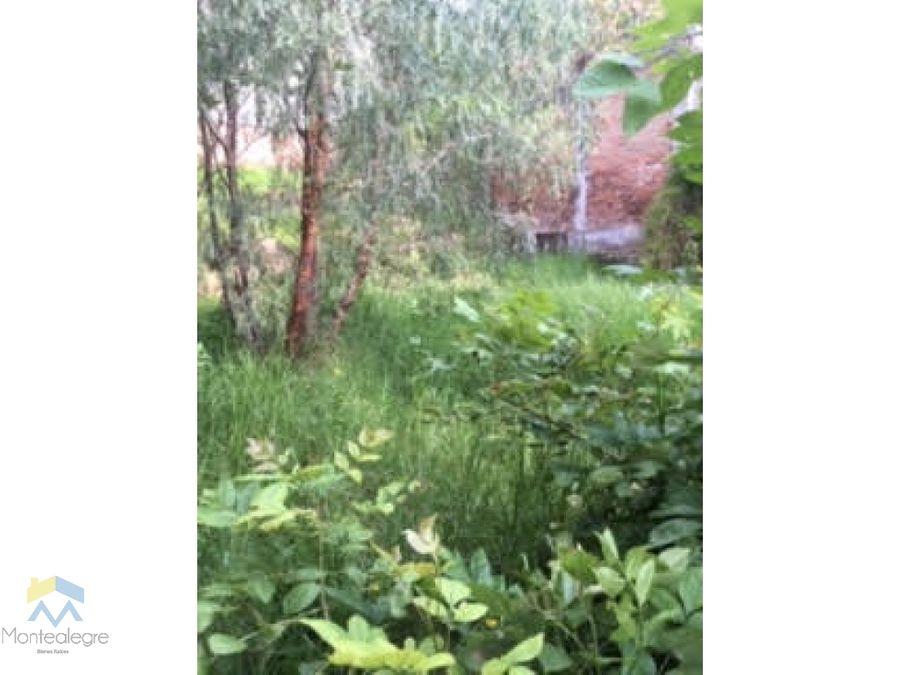 terreno en venta parque residencial coacalco