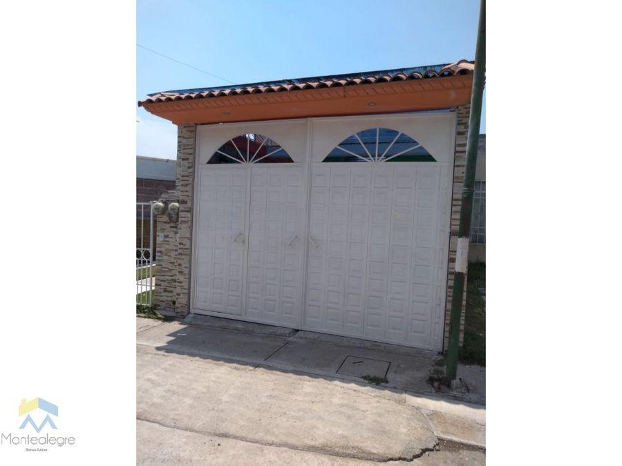 casa en venta santa ines nextlalpan