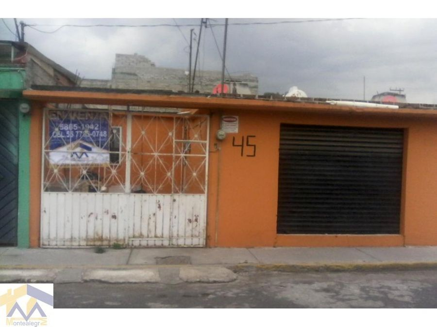 casa en prados ecatepec iii secc geminis