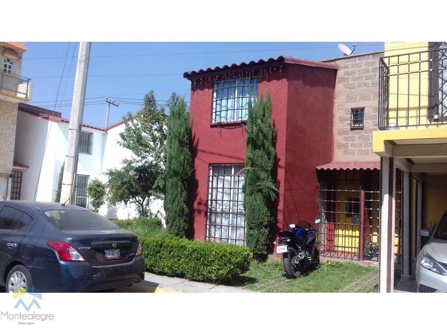 casa en venta los portales tultitlan