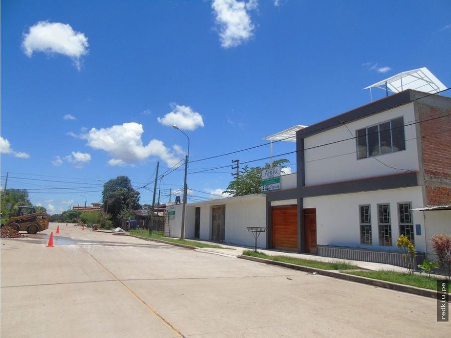 i018128 venta casa de estreno zona residencial