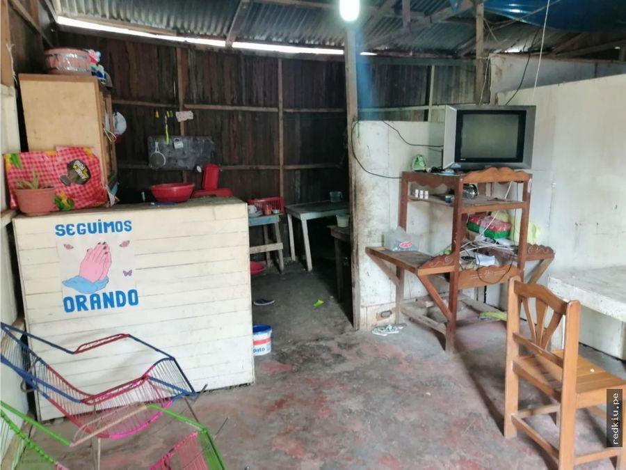 i020046 venta casa yarinacocha