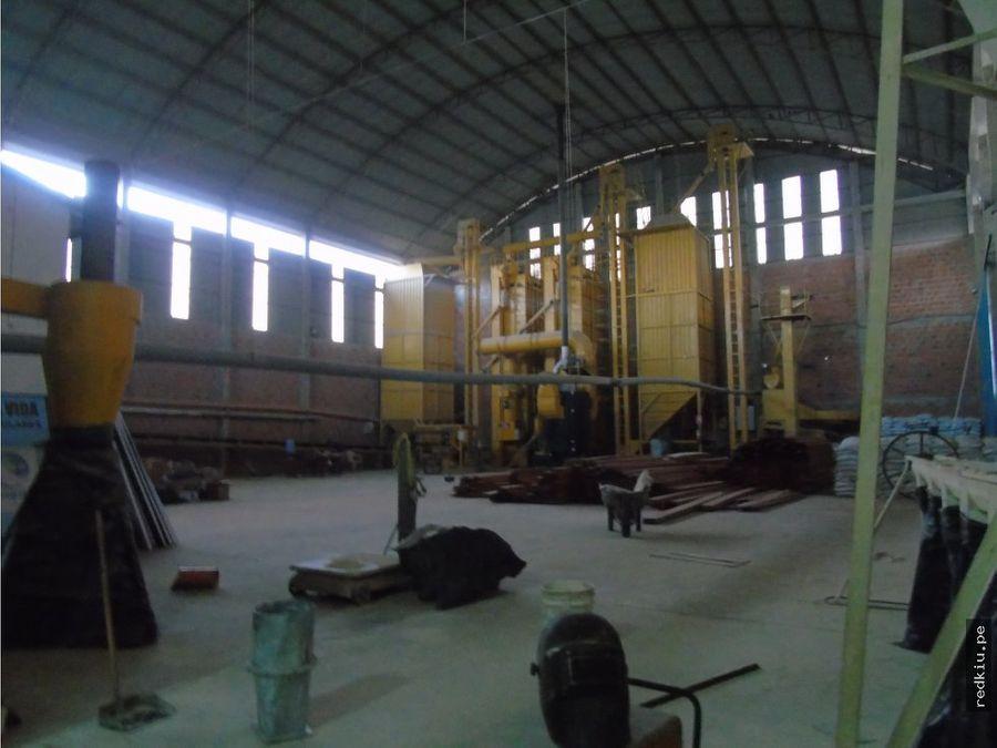 i019060 venta industria molinera