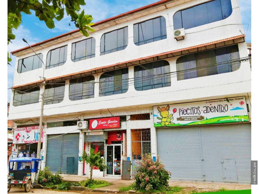i021035 alquiler edificio calleria