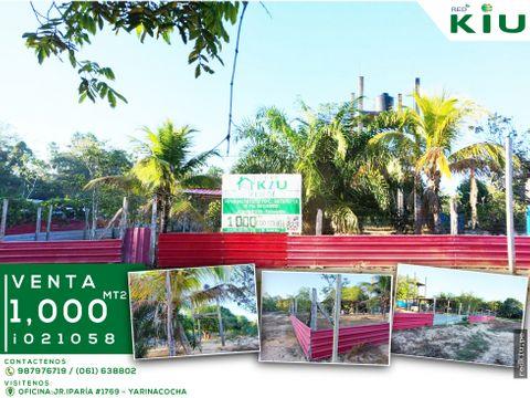 i021058 venta terreno campoverde