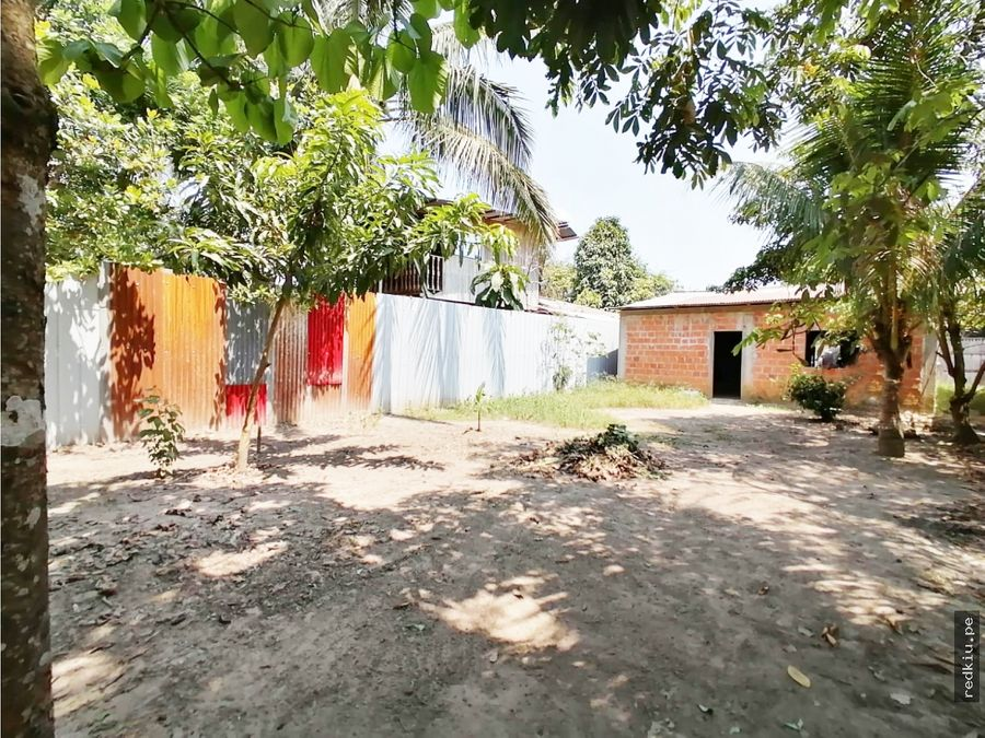 i021067 venta casa yarinacocha