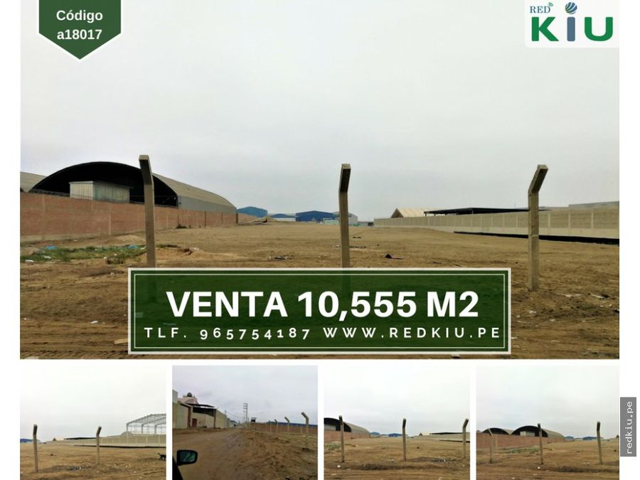 a18017 terreno industrial i2 lurin 10555m2