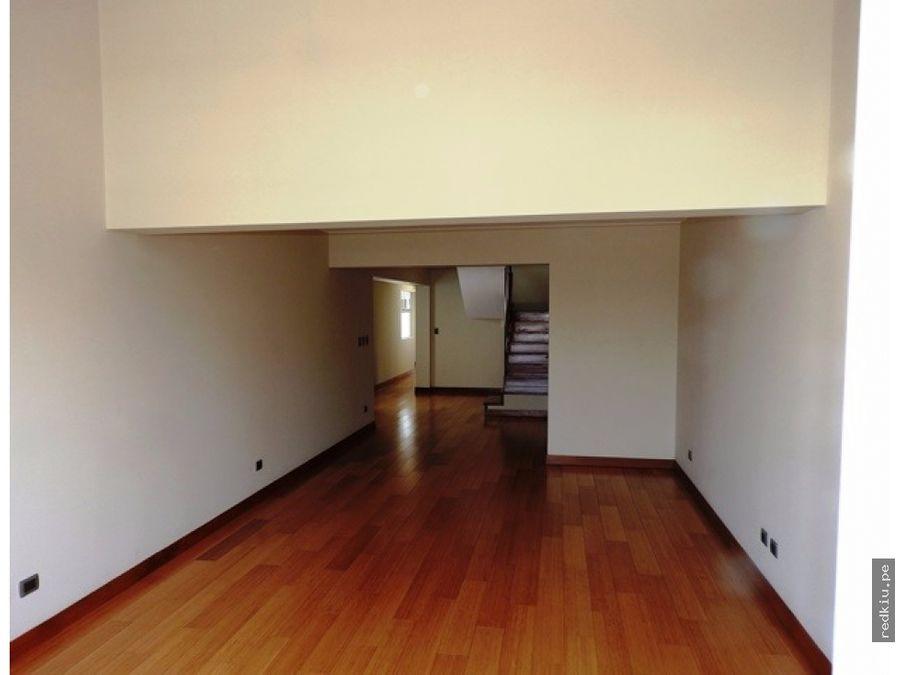 i021003 venta duplex san borja lima