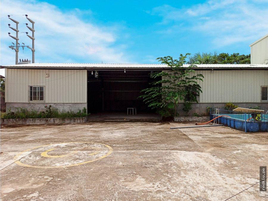 i020051 local industrial en venta