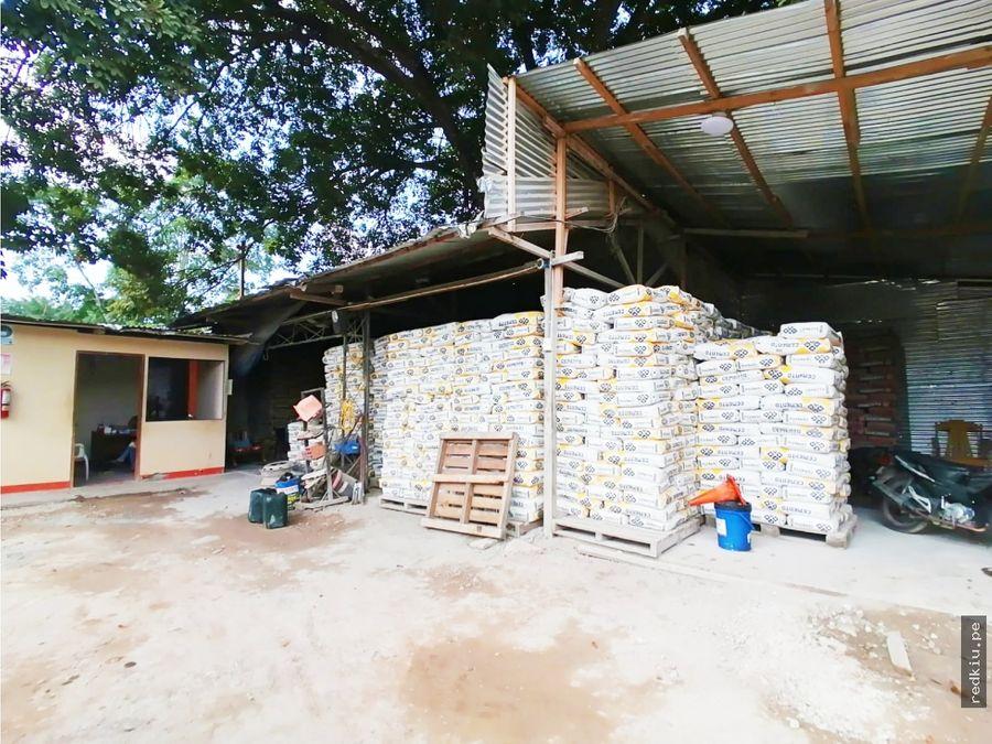 i021068 venta terreno manantay