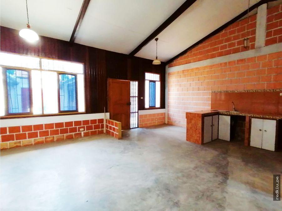 i021069b alquiler casa yarinacocha